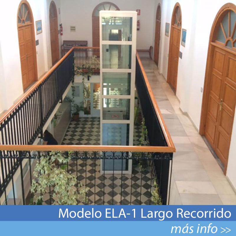 Modelo ELA-1 Largo Recorrido