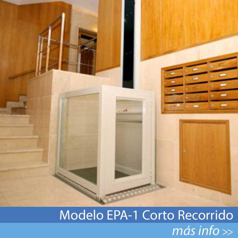 Modelo EPA-1 Corto Recorrido