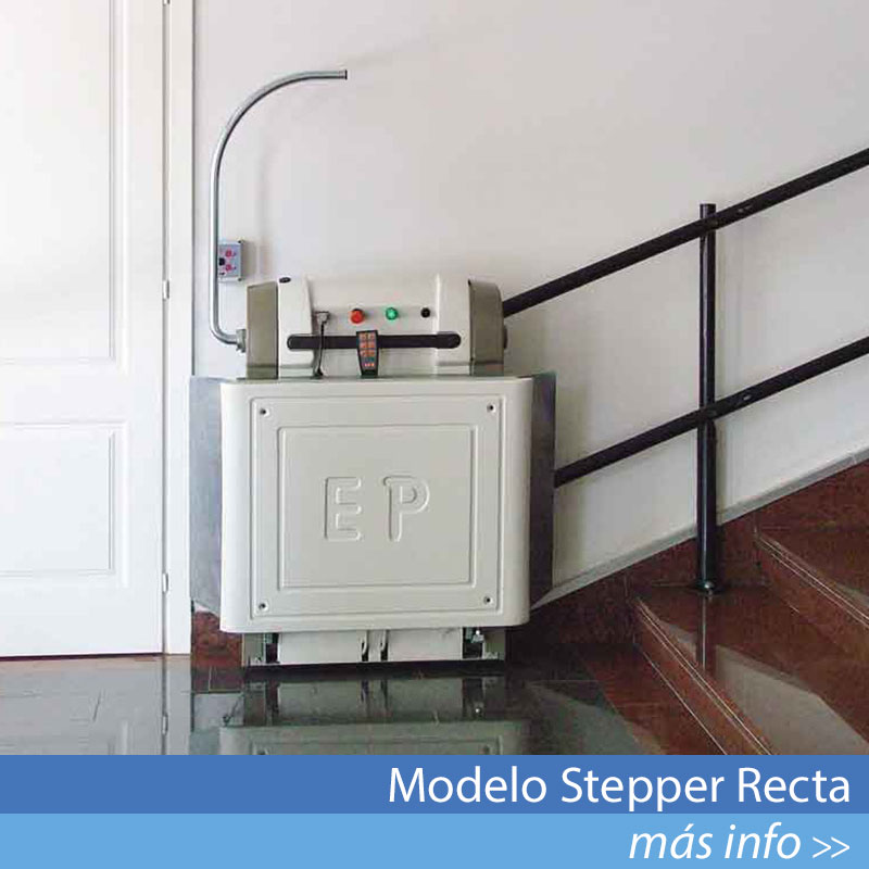 Modelo Stepper Recta