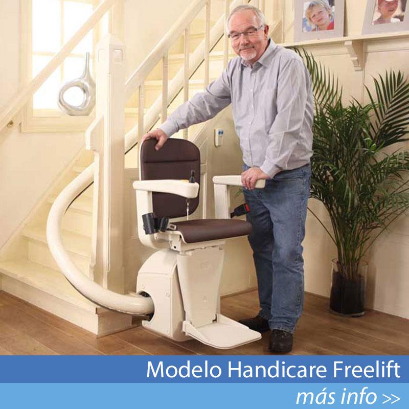 Modelo Handicare Freelift