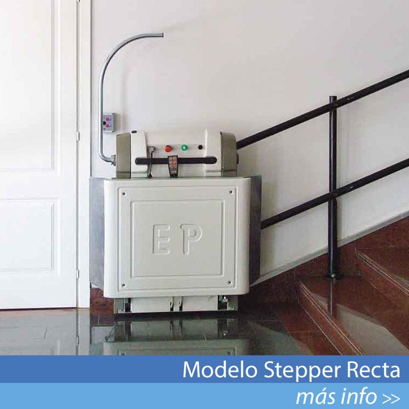 Modelo Stepper Recta
