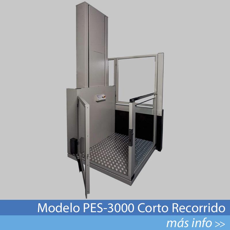 Modelo PES-3000 Corto Recorrido