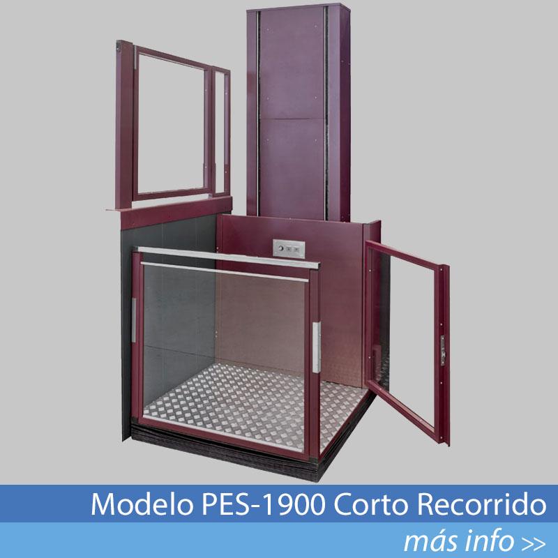 Modelo PES-1900 Corto Recorrido