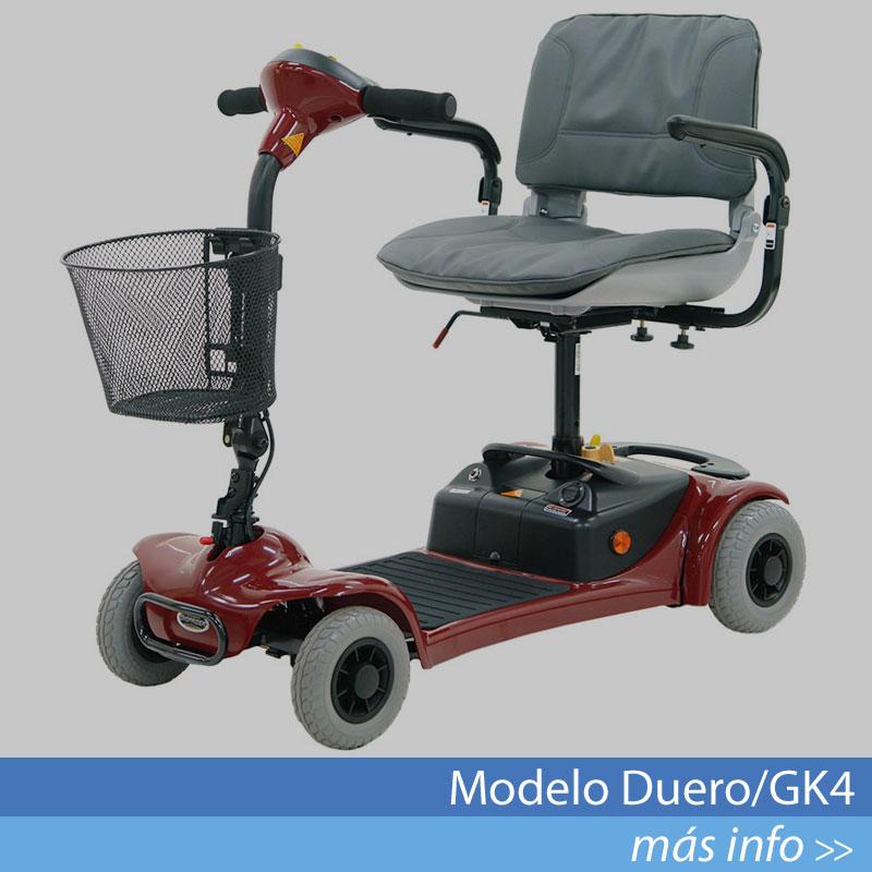Modelo Duero/GK4