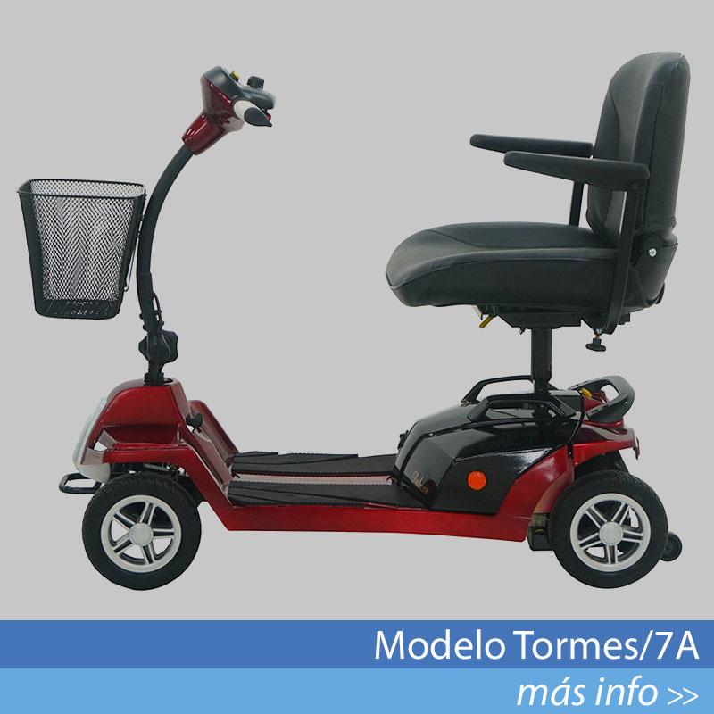 Modelo Tormes/7A
