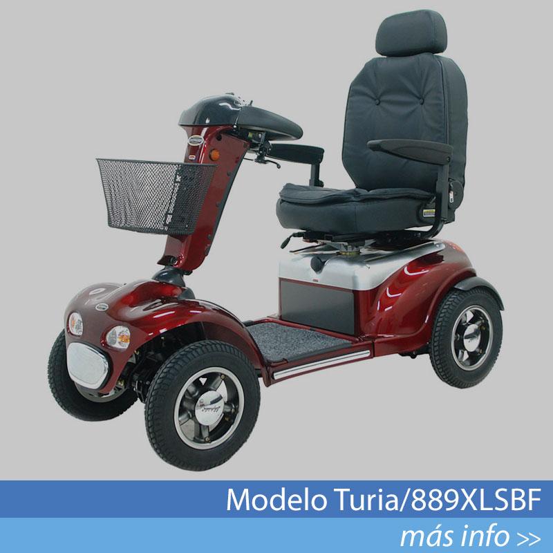 Modelo Turia/889XLSBF