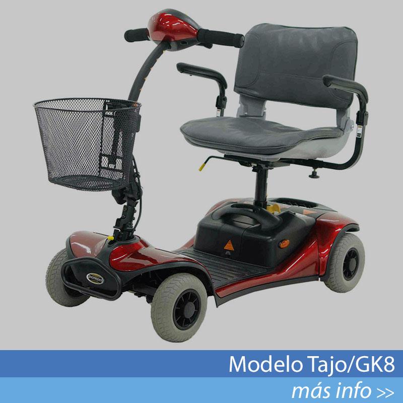 Modelo Tajo/GK8