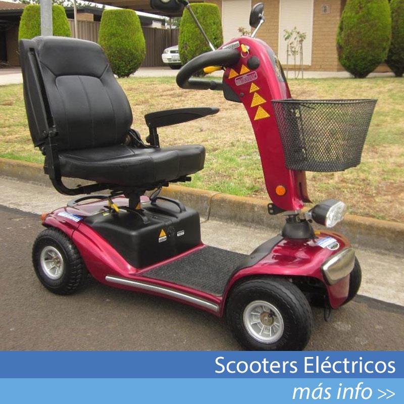 Ver Modelos de Scooters Eléctricos